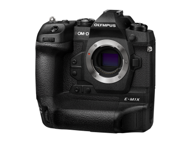 E‑M1X, Olympus, Systeemcamera's ; Micro Four Thirds Camera's , OM-D