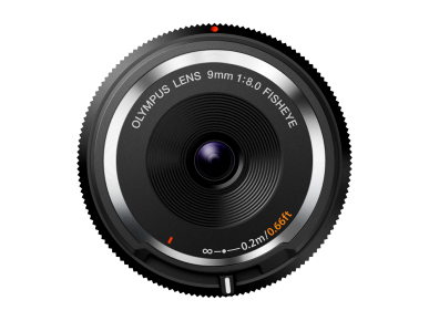 Body Cap Lens 9mm 1:8.0, Olympus, Systeemcamera's , PEN & OM-D Accessories