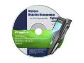 ODMS ‑ Dicteermodule, Olympus, Transcription Software