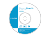 Sonority, Olympus, dictafoonsoftware ; audiosoftware , Audio Editing